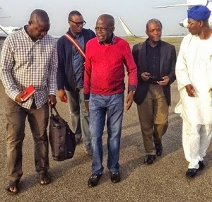 Osinbajo planning to hand over to Tinubu - Femi Fani-Kayode