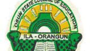 Osun College Of Education Approves Entrepreneur Course