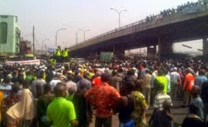 Over 60 Die in Ibadan After Fuel Tanker Catches Fire!