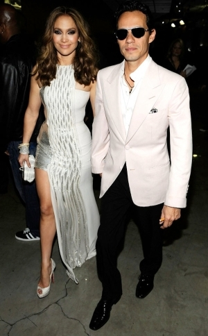 Panic attack caused J.Lo's split from Marc Anthony