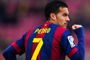 Pedro Set To Join Manchster United As Barcelona Agrees On Deal