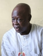 Photo: 70 year old man arrested for N42million Stock Fraud