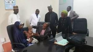 Photo: Burnt Boko Haram Victims To Undergo Plastic Surgery
