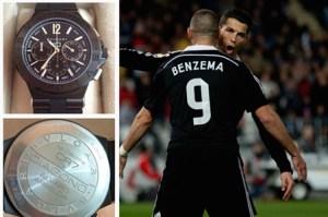 Photos: Cristiano Ronaldo Gifts His Teammates With Customized ?1.5million Bvlgari Wristwatch