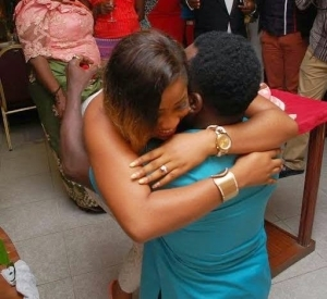 Photos: Duncan Mighty proposes to his girlfriend on her brithday