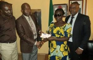 Photos: EFCC recovers blind teacher