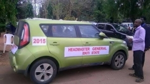 Photos: Fayose Presents Teachers Car Gifts In Appreciation For Their Good Works