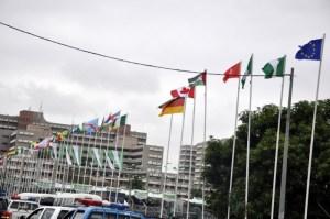 Photos: Federal Secretariat Prepares For Handover