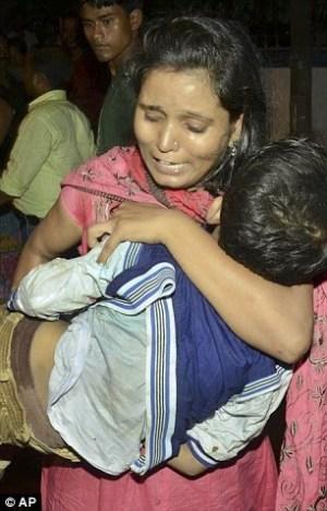 Photos: India Festival Stampede, Dozens Killed