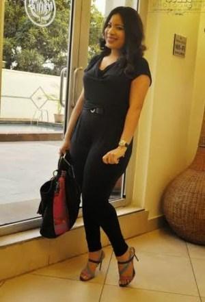 Photos: Star actress Monalisa Chinda dazzles in black