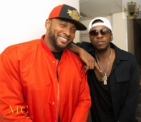 Photos From Davido's UK Concert With Runtown, Sina Rambo, B-Red And More