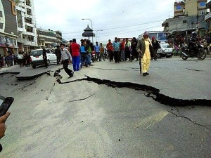 Photos From Earthquake In Nepal