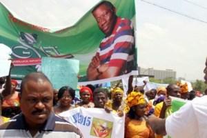 Police to Shutdown Abuja Over Jonathan's Presidential Declaration Tomorrow