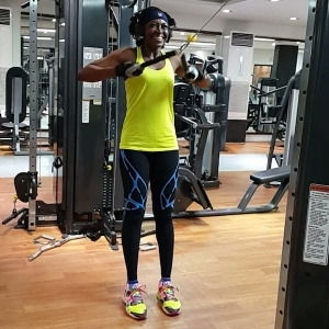 Politics not the only topic on Kate Henshaw's mind