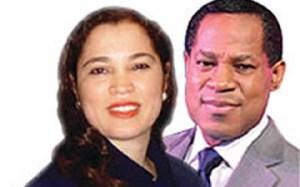 Pray for my wife, Oyakhilome tells church members