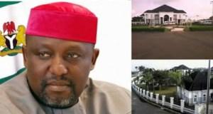 President-elect 'Muhammadu Buhari' Shocked At Governor Okorocha N1billion Mansion