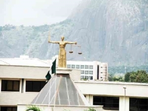 President Jonathan Appoints New Supreme Court Justice