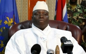 President Of Gambia Threatens To