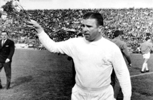 Puskas wrote Real Madrid  history - Zidane