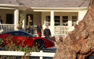 Ray J Buys A House Very Close To Kim K And Kanye West's New Mansion