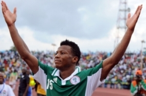 Returnee hero Ikechukwu Uche hopes to send Nigeria through