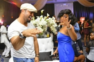 Rita Dominic, Ramsey Noah boogie, pics from AMVCAs pre-party