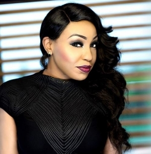 Rita Dominic Dazzles In New Photoshoot For Keystone Bank Commercial