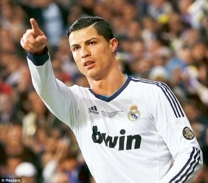 Ronaldo coming to Manchester United this November