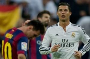Ronaldo goals will hurt Messi - Wenger