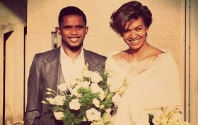 Samuel Eto Finally Ties The Knot After 10 Years Of Living With Fiancée
