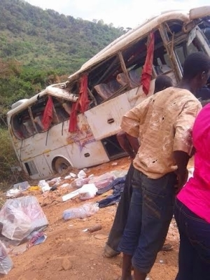 School Kids Die On Their Way Back From Excursion (Graphic Photos)