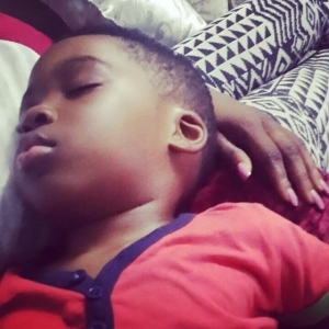 Secret Exposed:- So Dammy Krane Has A Son? (See This)