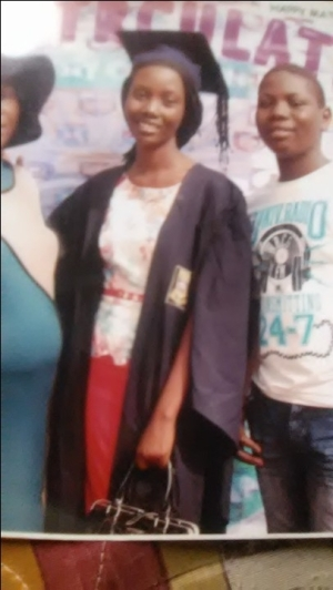 See Photos Of Jummie, Girl Falsely Reported To Be Vomiting Blood Because Of Runs