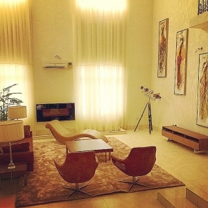 See The Interior Decor Of Timaya's Mansion