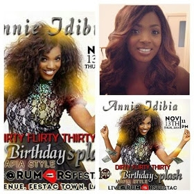See Tuface's Birthday Message To Wife- Annie Idibia