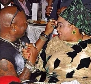 See What Charley Boy Is Doing To Patience Jonathan