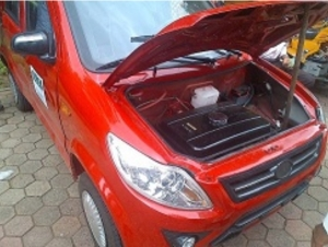 See Wonders! Covenant University Students Build Cars, Tricycles | PHOTO