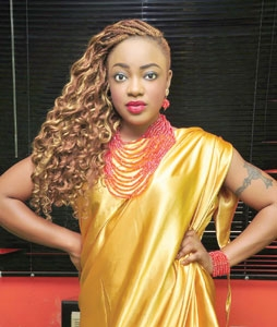 Sexual harassment made me abandon acting for a while — Sotayo Sobola