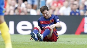 """Shocking: See What just Recently Happened to """"Messi"""""""