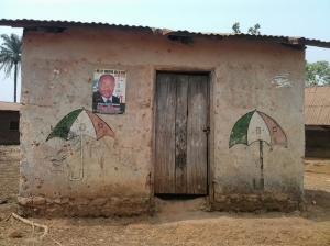 Shocking Photo Of A PDP Office Somewhere In Taraba State