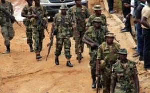 Soldiers kill 150 during terrorists attack on Konduga