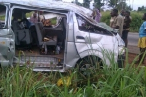 Some OAU students escape death in Ekiti