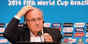 Sony ends FIFA World Cup sponsorship over bidding controversy