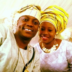 Sound Sultan & Wife Mark Their 5th Year Wedding Anniversary