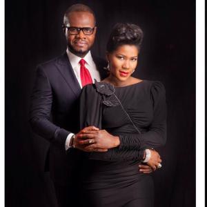 Stephanie Okereke & Husband On ThisDay Style (Photos)