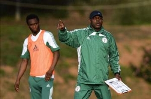 Stephen Keshi: I have told my players to play the African way when we meet Congo