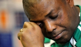 Stephen Keshi Apologizes to Nigerians for All the Pains He Caused Nigeria