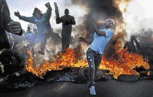 Stop Xenophobic Attacks Or We Retaliate In Nigeria – NANS Warn South Africa