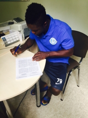 Super Eagles, Michael Babatunde, Joins Dnipro