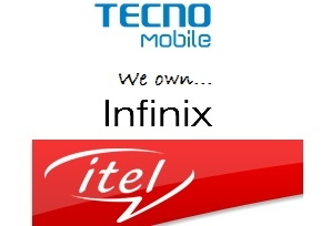 TECNO Owns Infinix & iTel Devices, Why Are You Giving Yourself Unnecessary Headache?